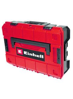 E-case S-F Stapelbare Systeemkoffer met Foam