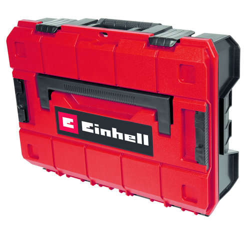 Einhell E-case S-F Stapelbare Systeemkoffer met Foam