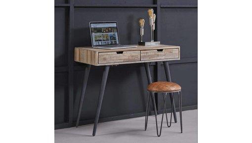 Een mooi bureau nodigt uit tot werken