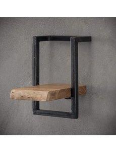 Wandplank Live Edge 20 cm
