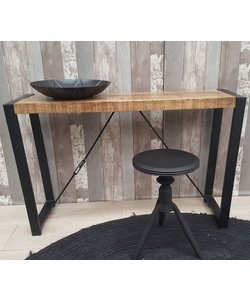 Sidetable industrial Mango
