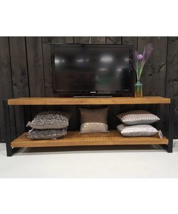 TV meubel Industrial Mango - 180 cm