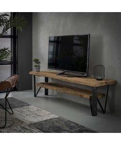 TV-meubel 160x40 hardhout