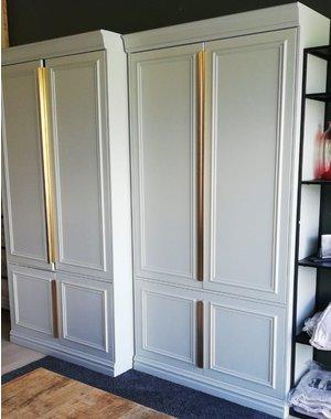 Kast Storage Mist 2 deurs - 62 cm diep