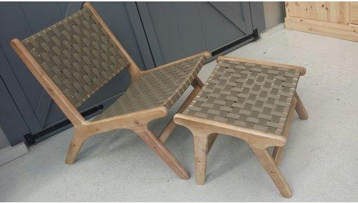 Heerlijke stoelen voor buiten of binnen