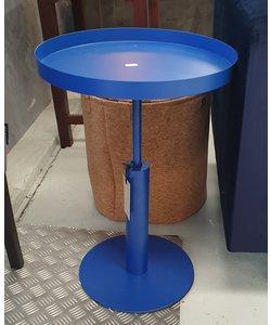 Salontafel Kiezel blauw