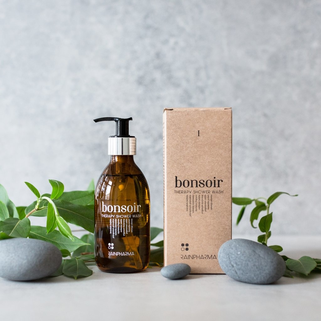 Bonsoir Therapy Shower Wash-2