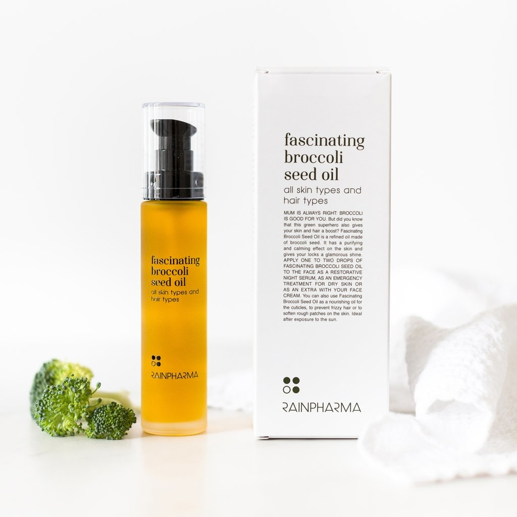 Fascinating Broccoli Seed Oil-1