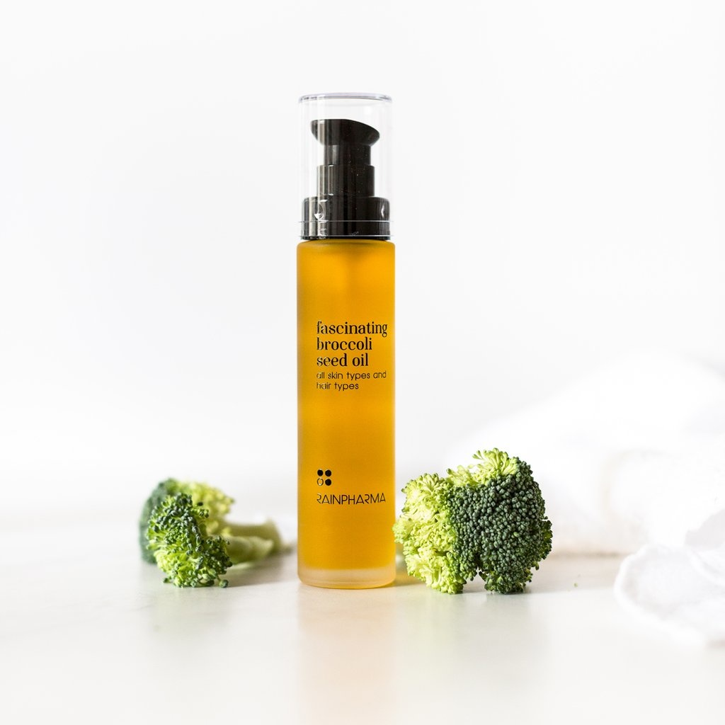Fascinating Broccoli Seed Oil-2