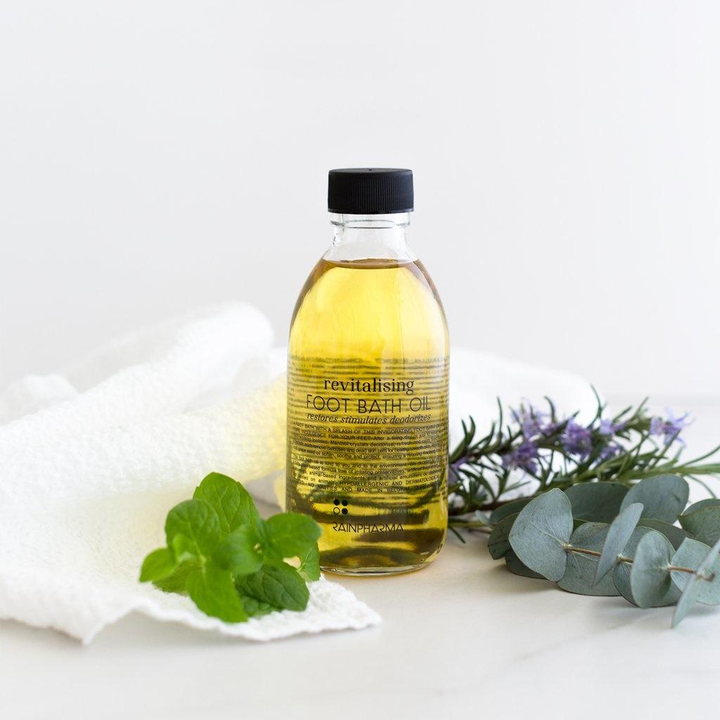 Revitalising Foot Bath Oil-4