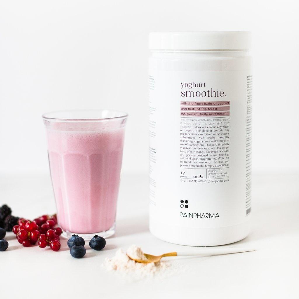 Yoghurt Smoothie-4