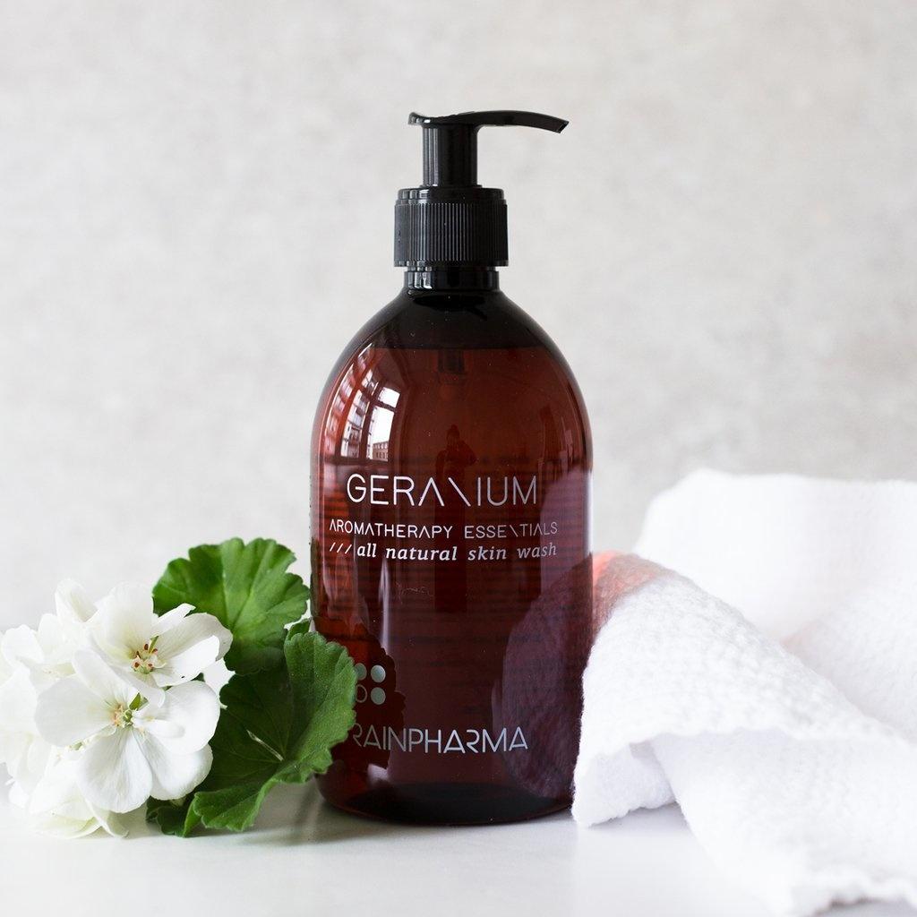 Skin Wash Geranium-1