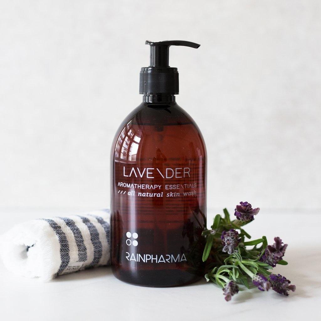 Skin Wash Lavender-1