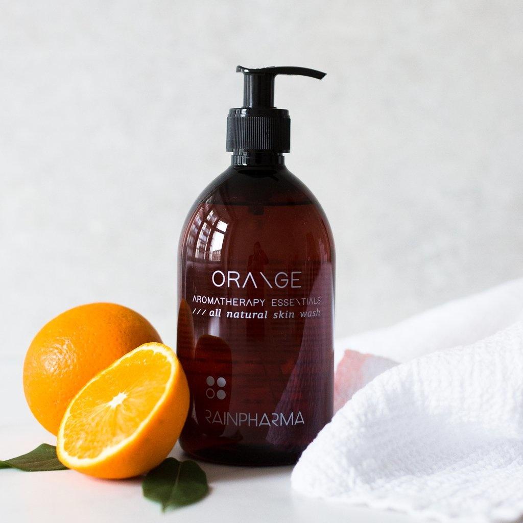 Skin Wash Orange-1