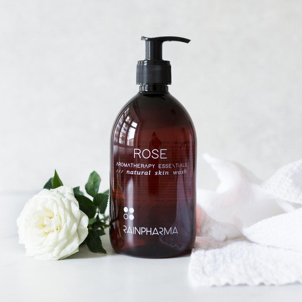 Skin Wash Rose-1