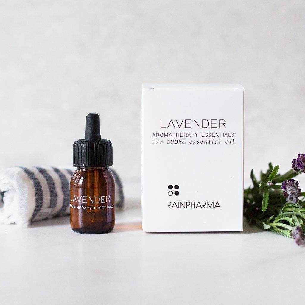 Essential Oil Lavender-2