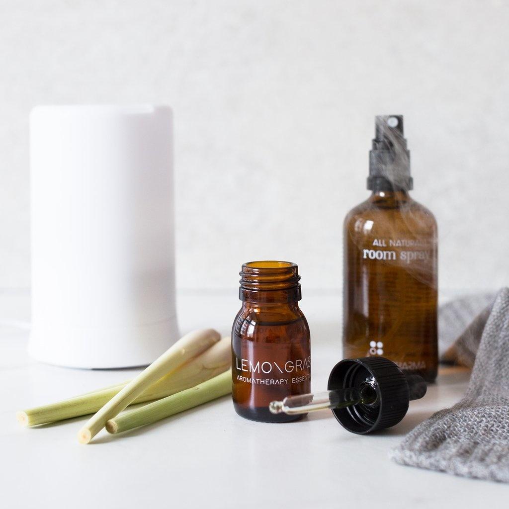 Essential Oil Lemongrass-3