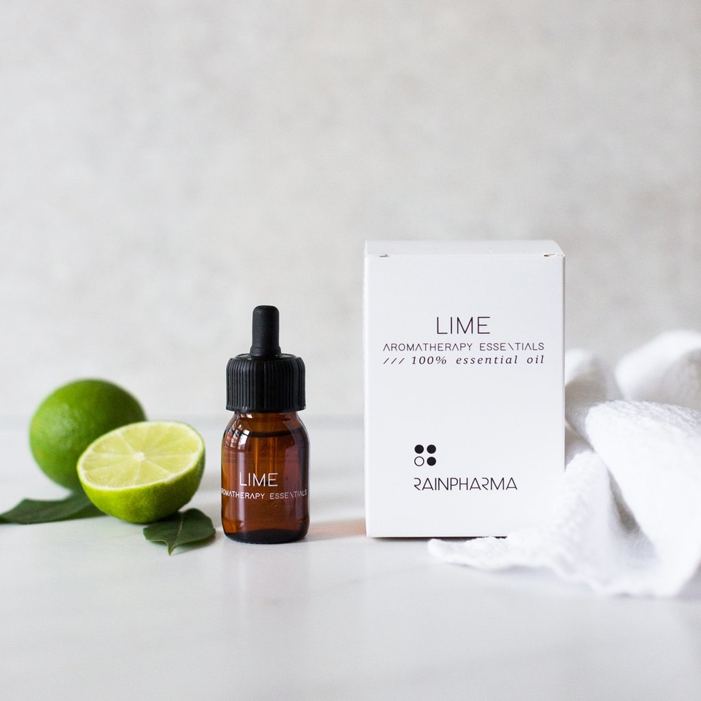 Essential Oil Lime-2