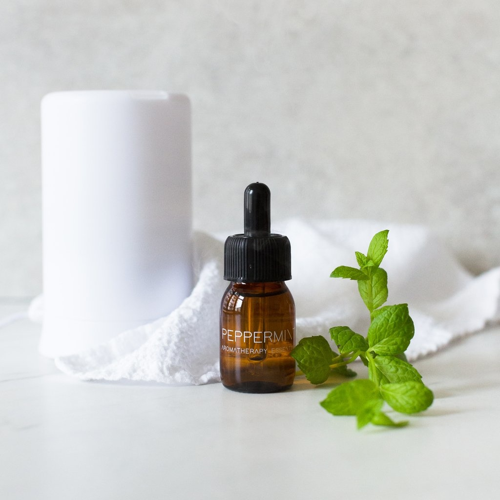 Essential Oil Peppermint-3