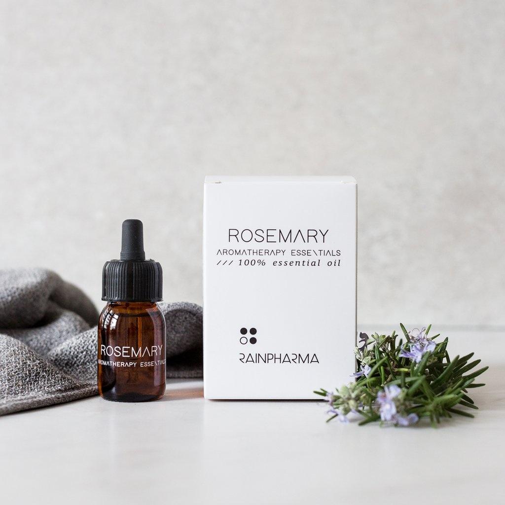 Essential Oil Rosemary-2