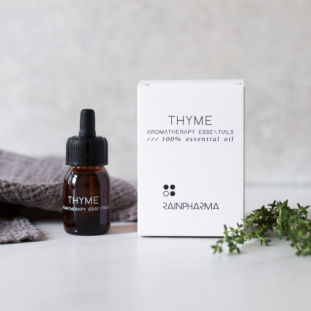 Essential Oil Thyme-2