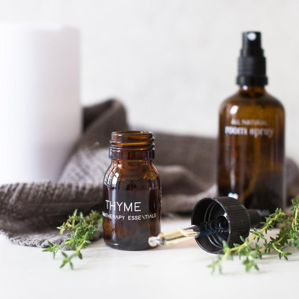 Essential Oil Thyme-3