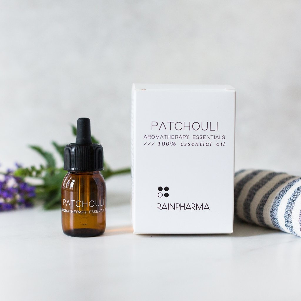 Essential Oil Patchouli-2