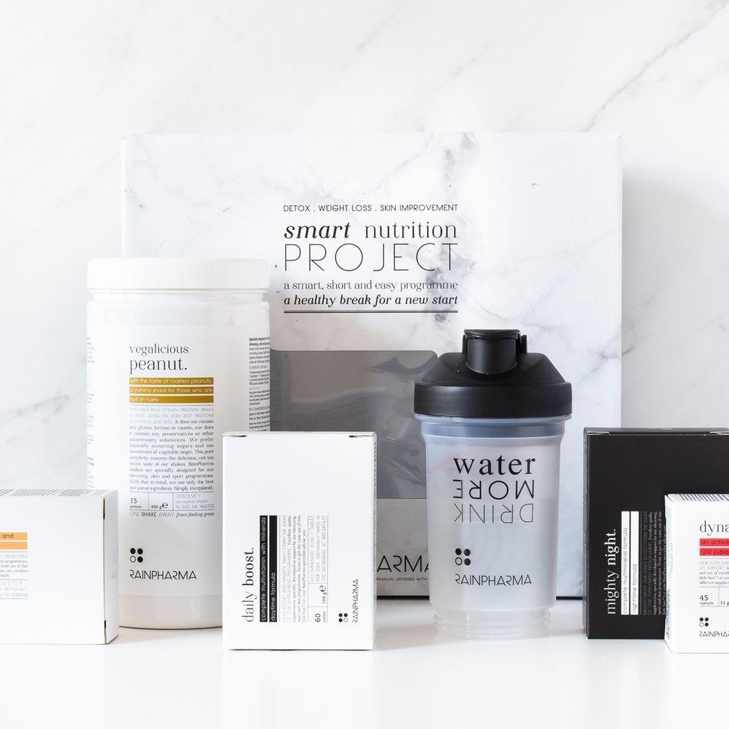Smart Nutrition Box-2