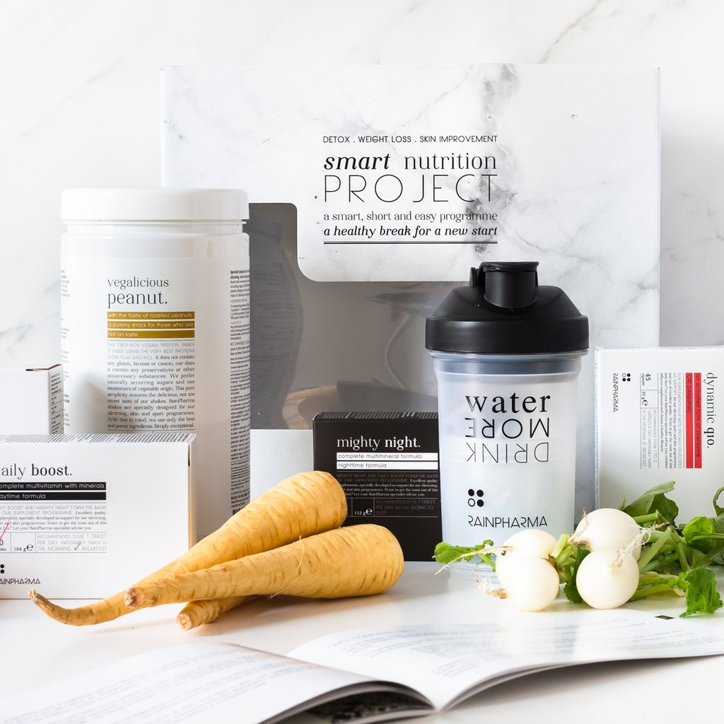 Smart Nutrition Box-3