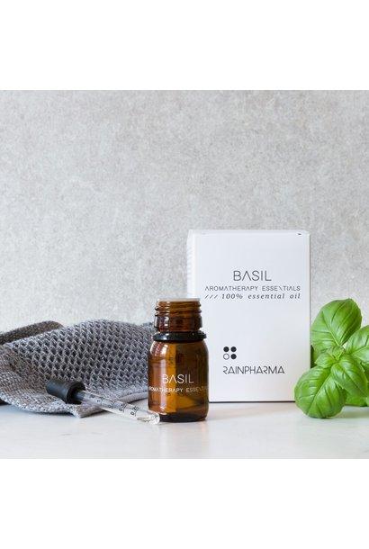 Essential Oil Basil