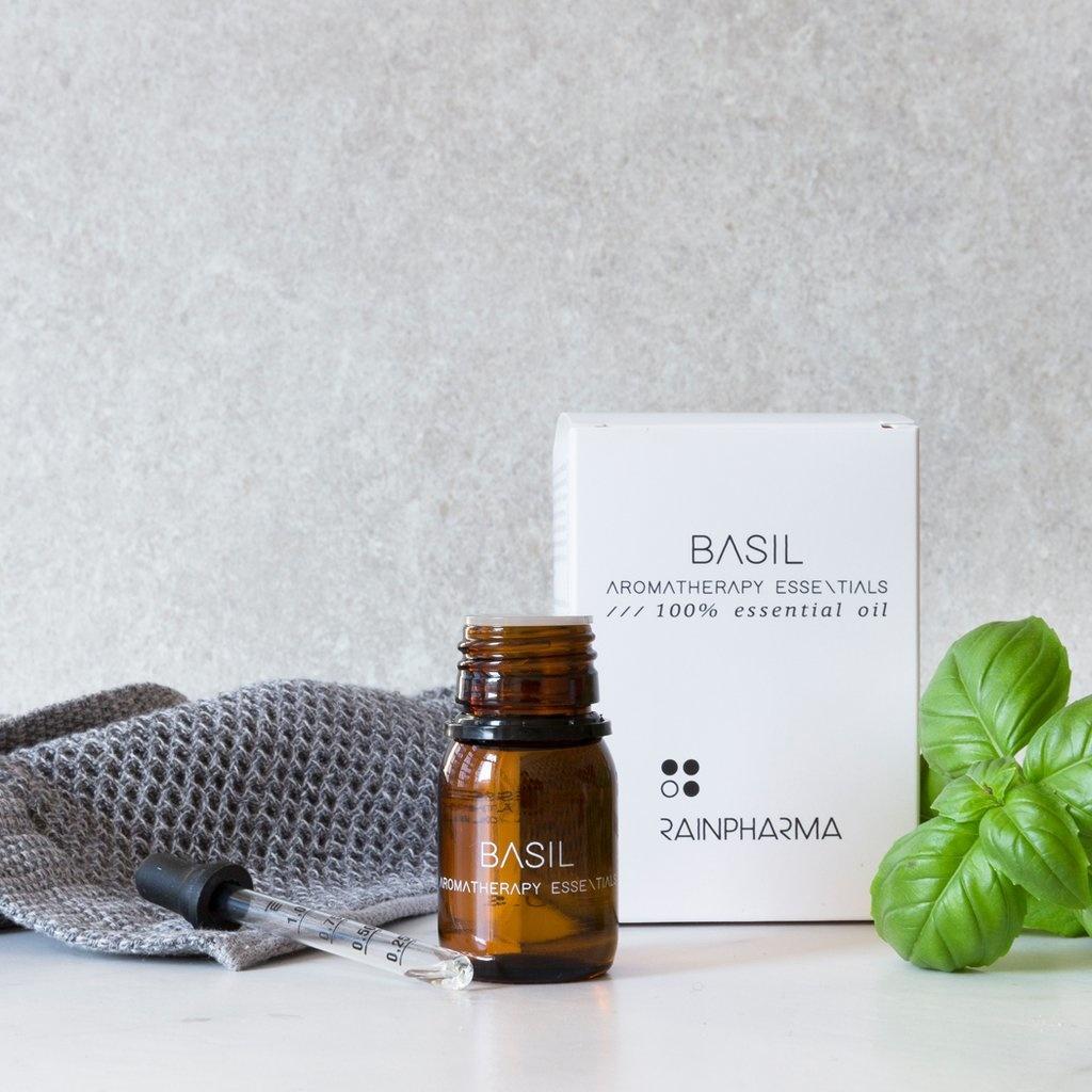Essential Oil Basil-1