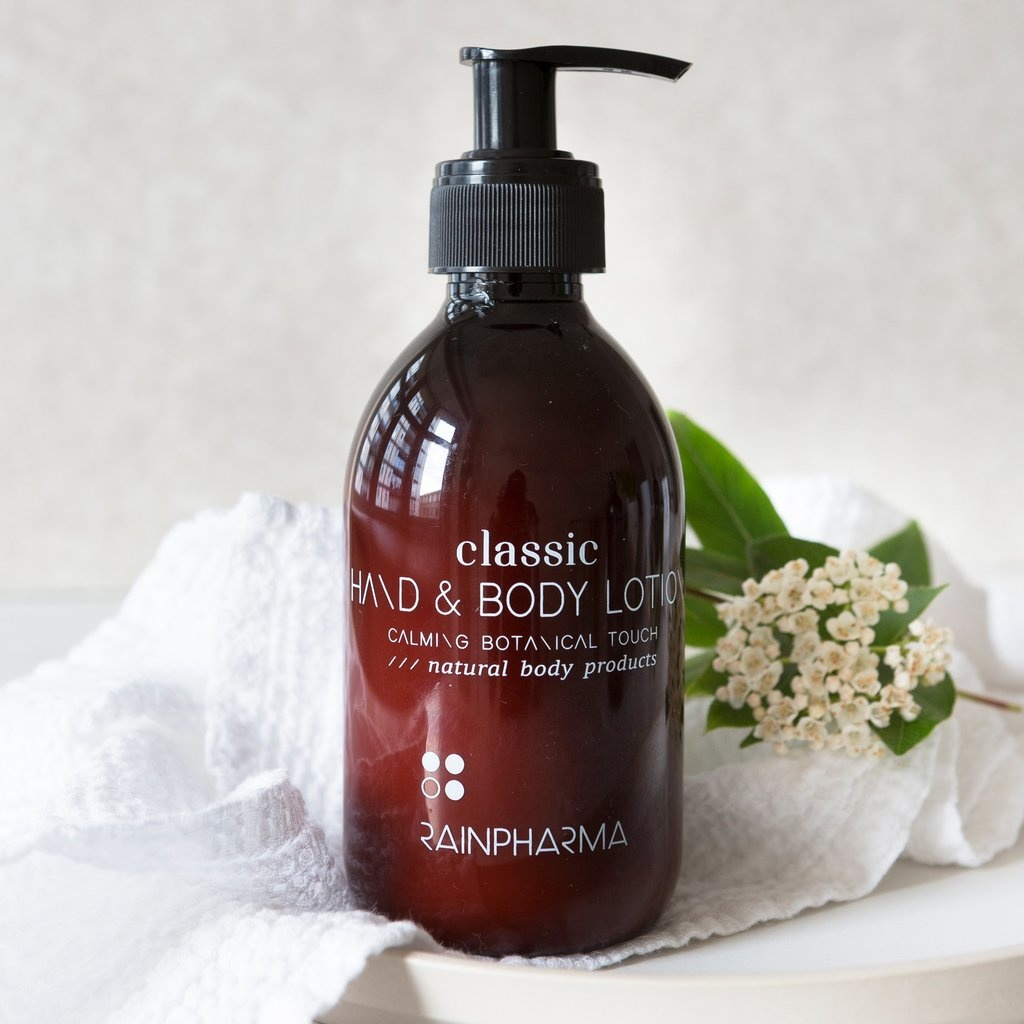 Classic - Hand & Body Lotion - Calming Botanical Touch-1