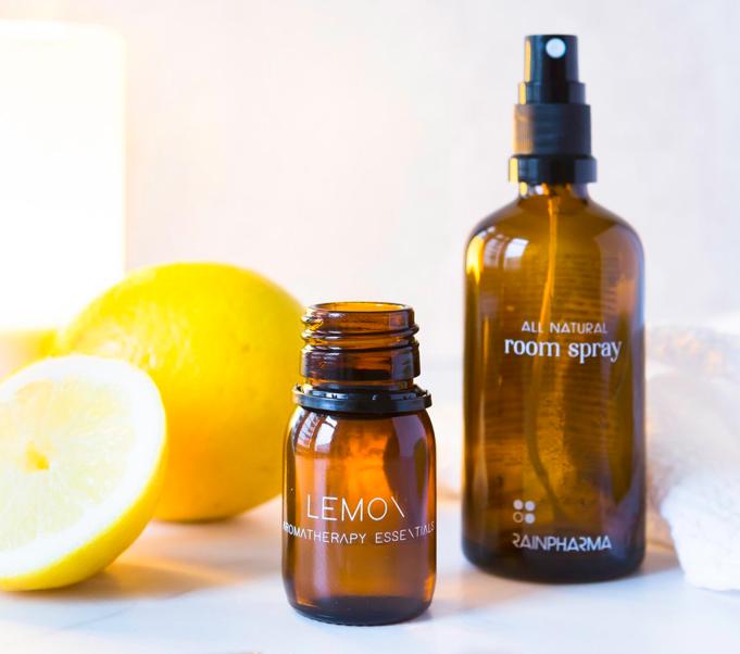 Essential Oil Lemon-4