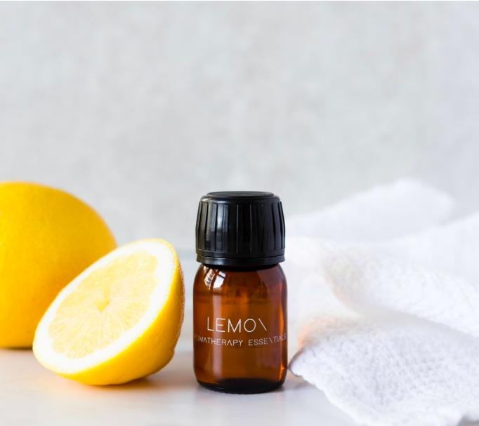 Essential Oil Lemon-1