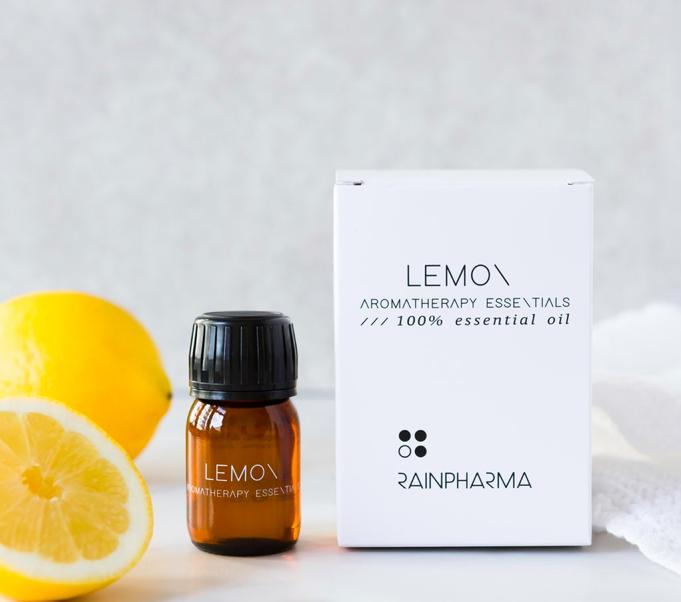 Essential Oil Lemon-2
