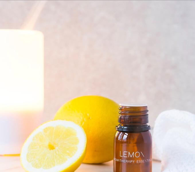 Essential Oil Lemon-3