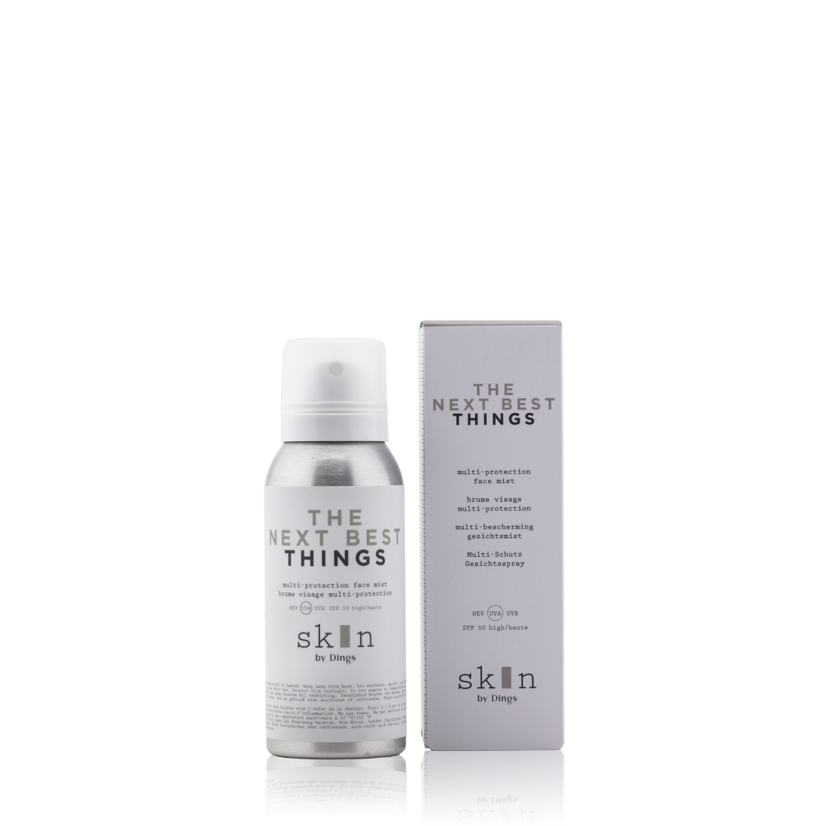 THE NEXT BEST THINGS - multi protection face mist SPF 30-2