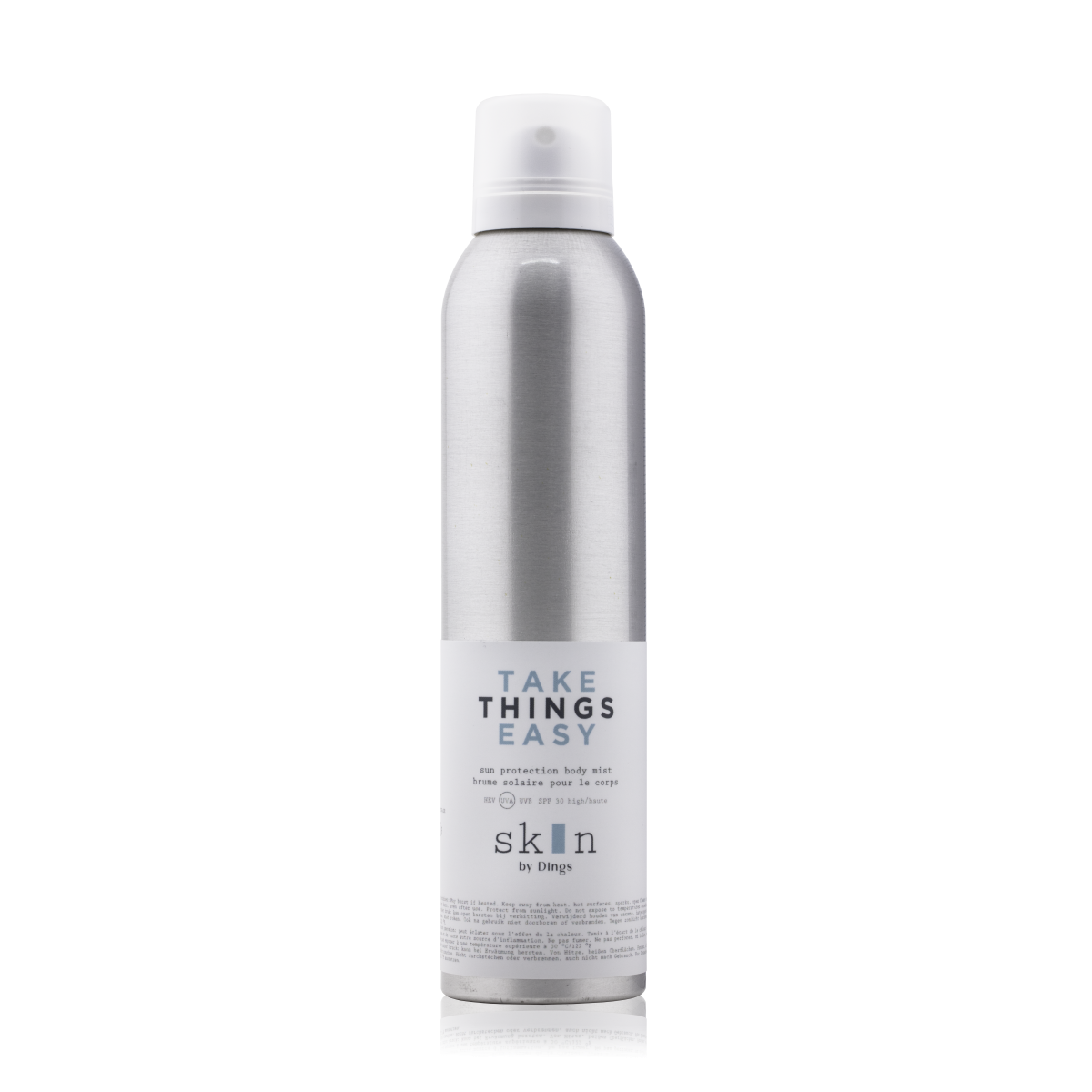 TAKE THINGS EASY - sun protection body mist SPF 30-1