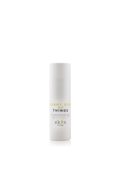SUNNY SIDE OF THINGS - sun protection body & face lotion SPF 50+