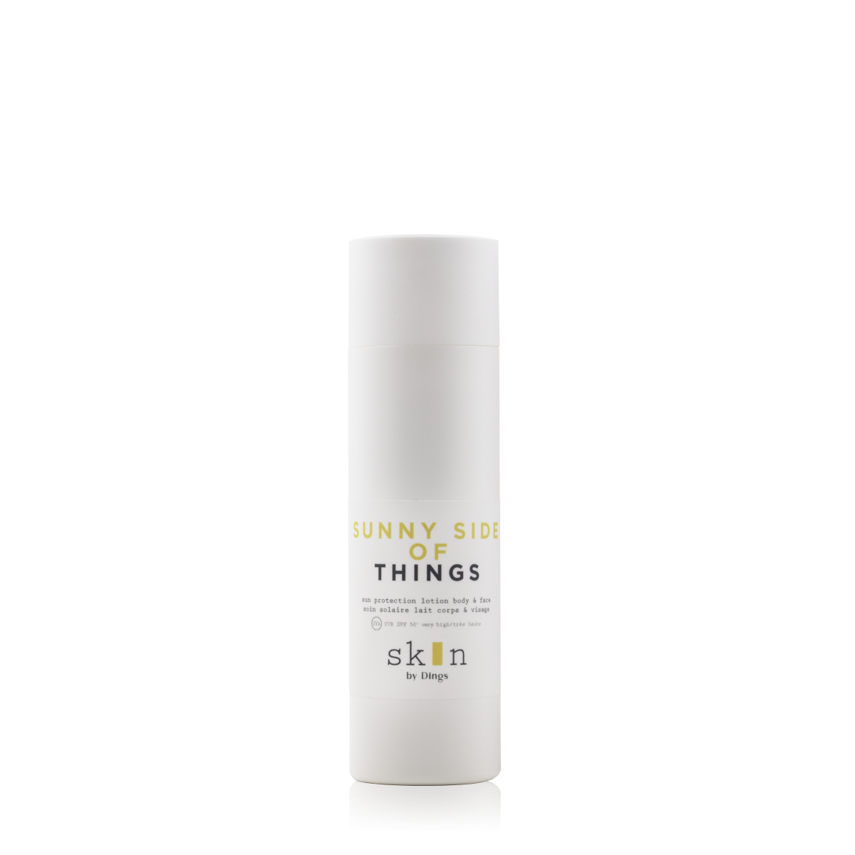 SUNNY SIDE OF THINGS - sun protection body & face lotion SPF 50+-1