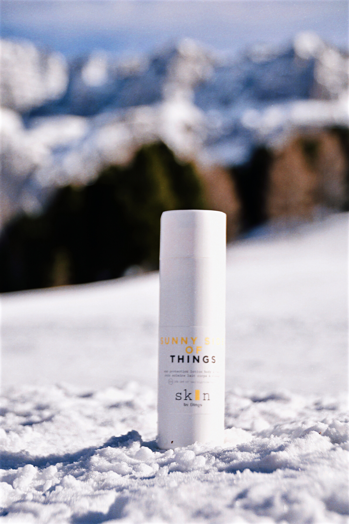 SUNNY SIDE OF THINGS - sun protection body & face lotion SPF 50+-3