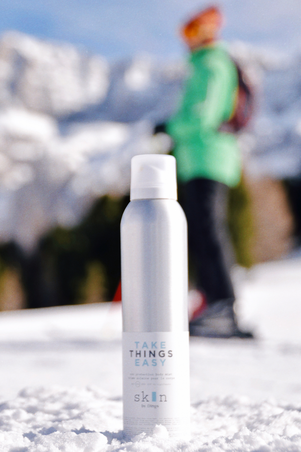 TAKE THINGS EASY - sun protection body mist SPF 30-3