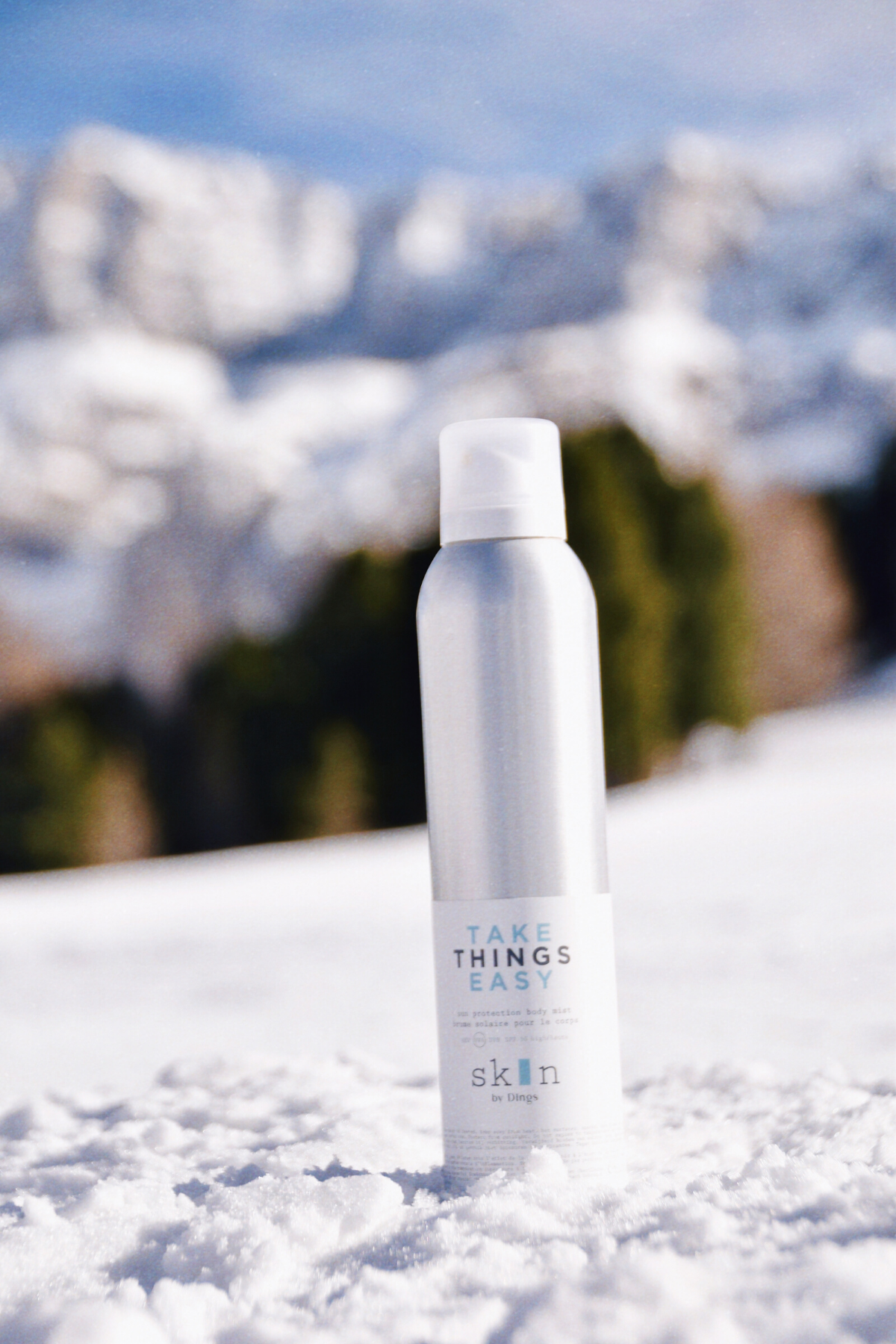 TAKE THINGS EASY - sun protection body mist SPF 30-4