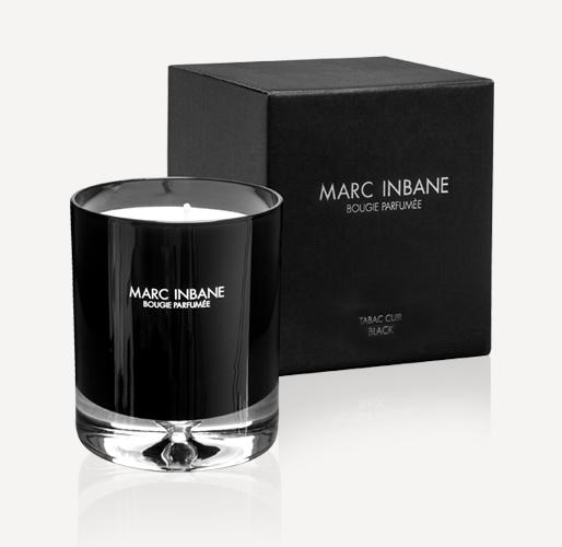 Bougie Parfumée - Tabac Cuir Black-1