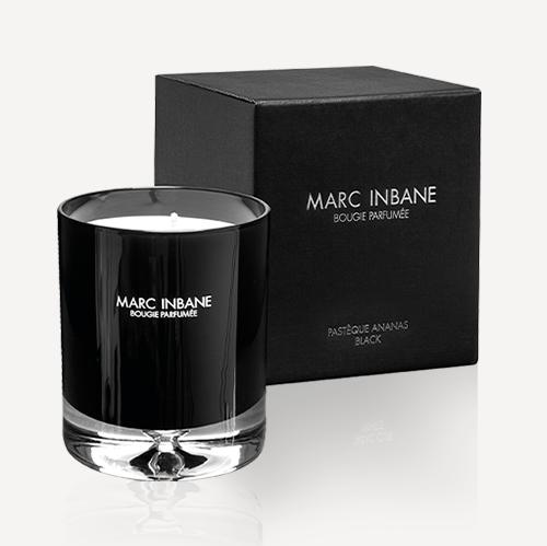 Bougie Parfumée - Pastèque Ananas Black-1
