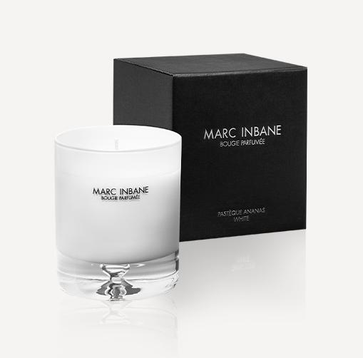 Bougie Parfumée - Pastèque Ananas White-1