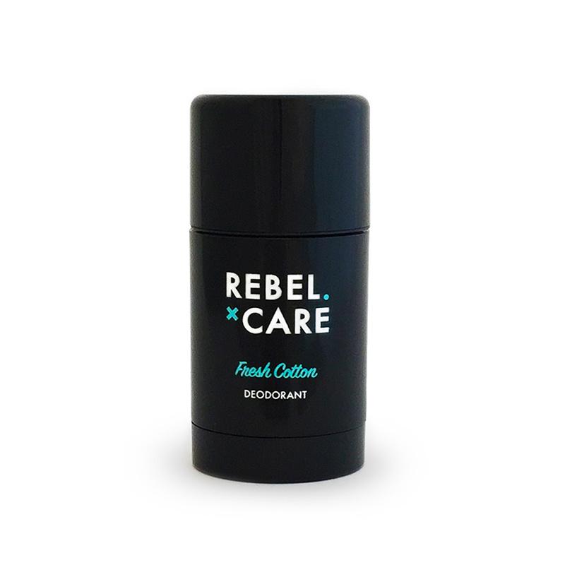 Deodorant Rebel Fresh Cotton - voor hem-2