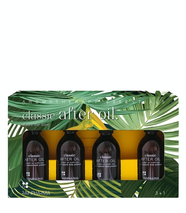 Classic - After Oil - Share the Love 250ml 3+1-1