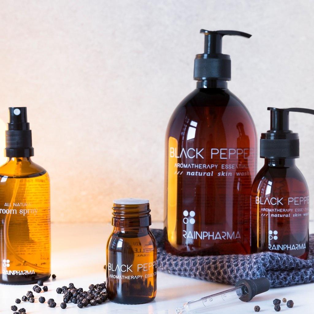 Essential Oil Black Pepper-2