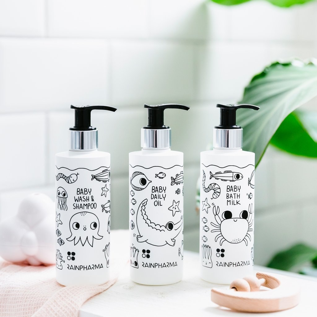 Baby Wash & Shampoo-2